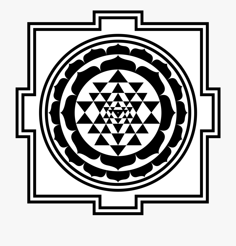 Pooja Yantra Sacred Hindu Geometry Text Energized Yantram Chakra Healing Uses, Meaning & Placement